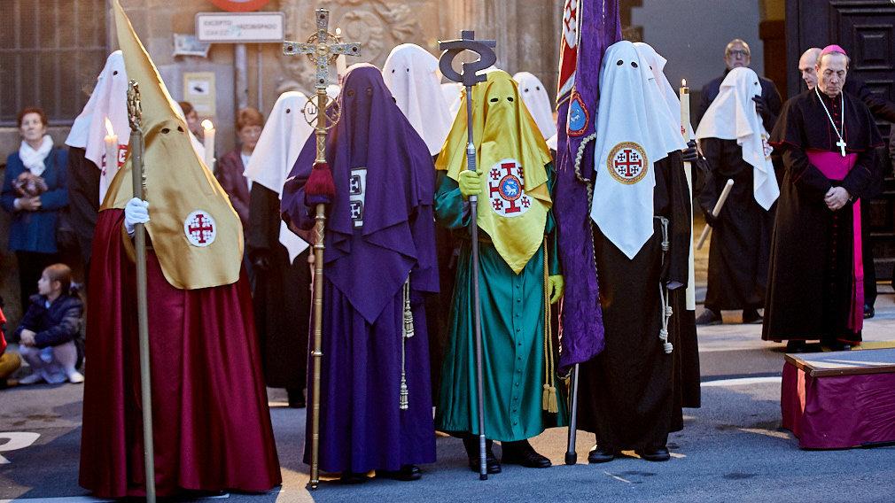 Jueves Santo: Acto procesional y de oración