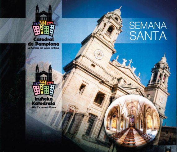 Oficios de Semana Santa: Catedral de Pamplona