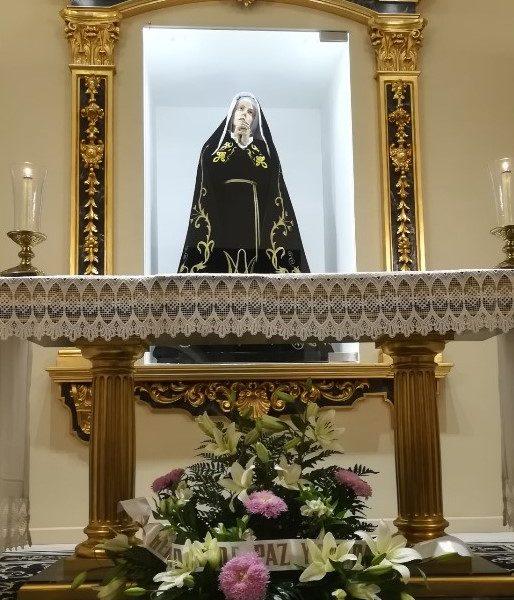 Triduo a Nuestra Señora de los Dolores