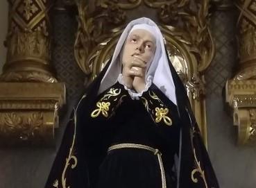 15 de septiembre: Nuestra Señora de la Soledad, la Dolorosa