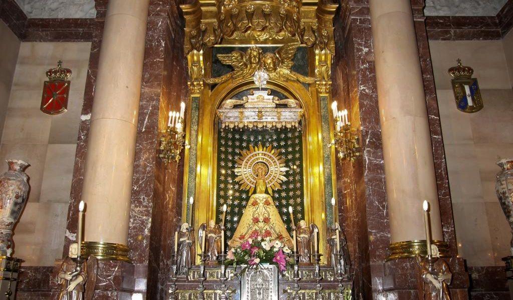 Procesión Virgen del Pilar