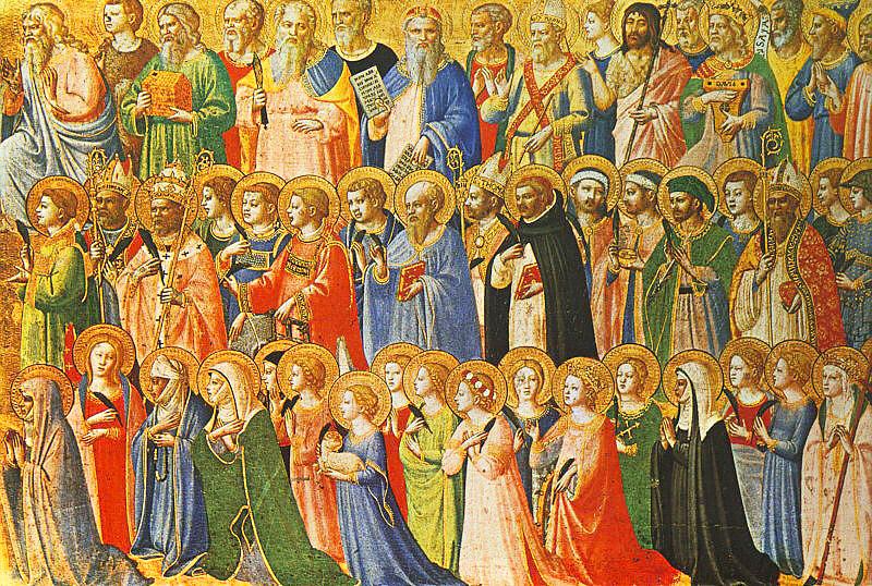 Días de Todos los Santos y de los Fieles Difuntos
