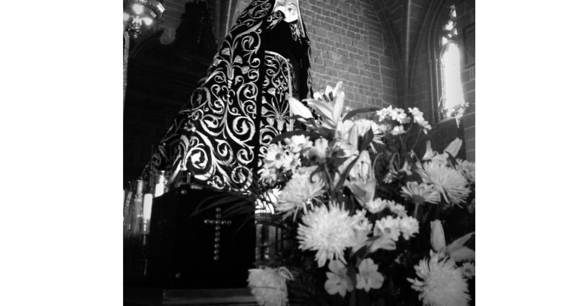 Septenario virtual a la Virgen Dolorosa. 31 de marzo.