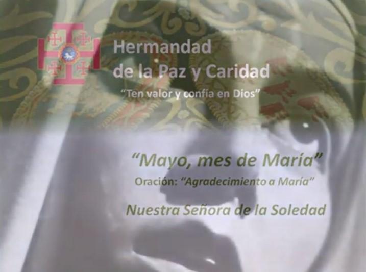 MARÍA, Señora de la Soledad, Virgen Dolorosa