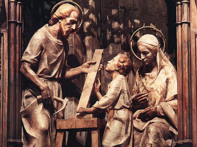 Primer día del Triduo en honor a Nuestra Señora de la Soledad 2020