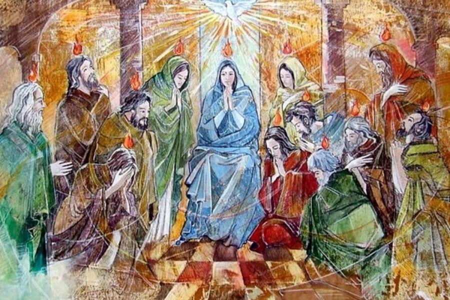 Tercer día del Triduo en honor a Nuestra Señora de la Soledad 2020