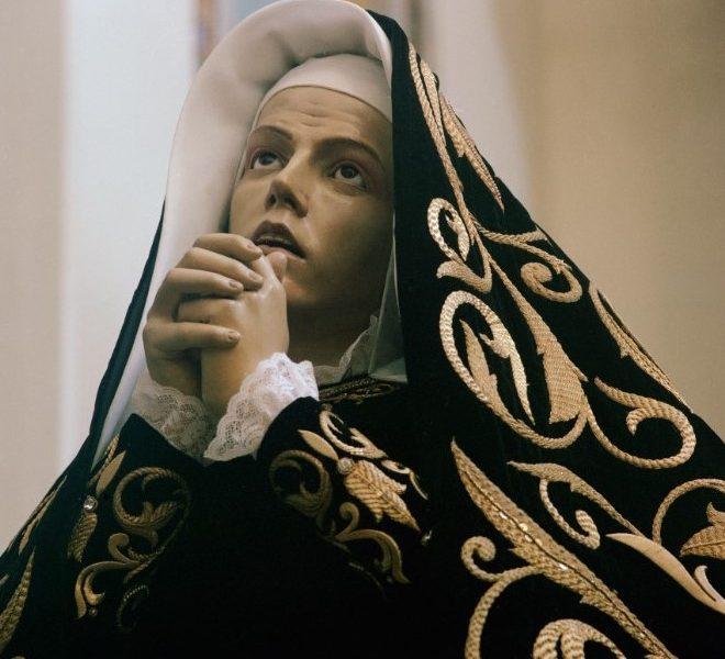15 de septiembre: Festividad de Nuestra Señora de la Soledad, la Dolorosa