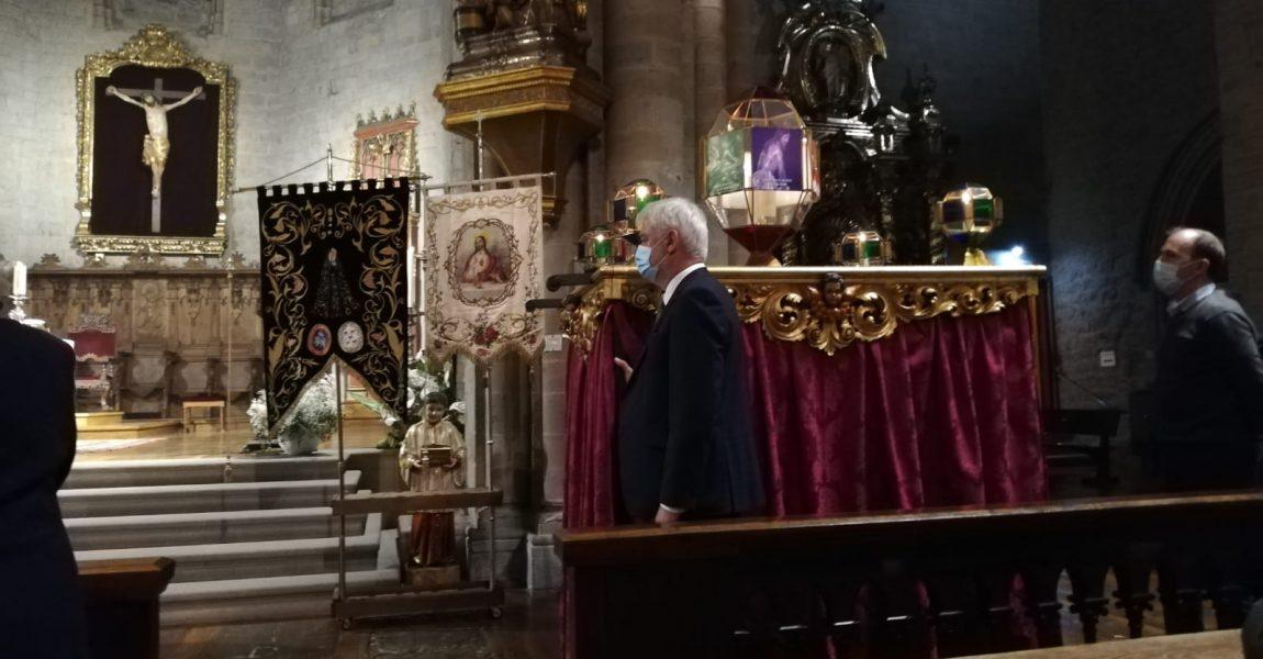 Procesión y Rosario Virgen del Pilar 2020