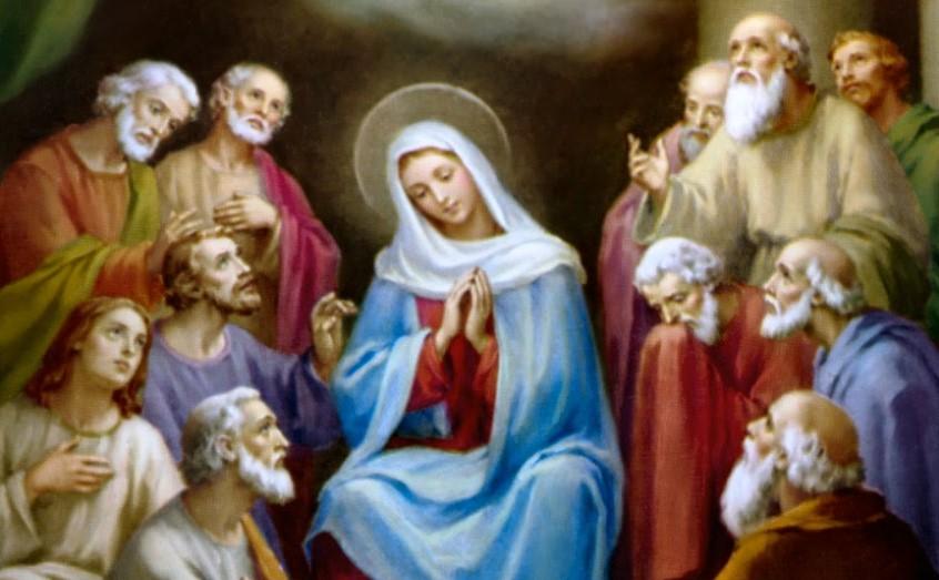 Tercer día del Triduo en honor a Nuestra Señora de la Soledad 2021
