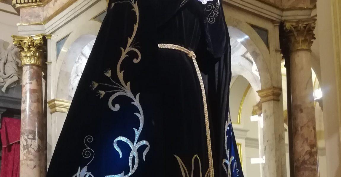 15 de septiembre: Festividad de Nuestra Señora de los Dolores